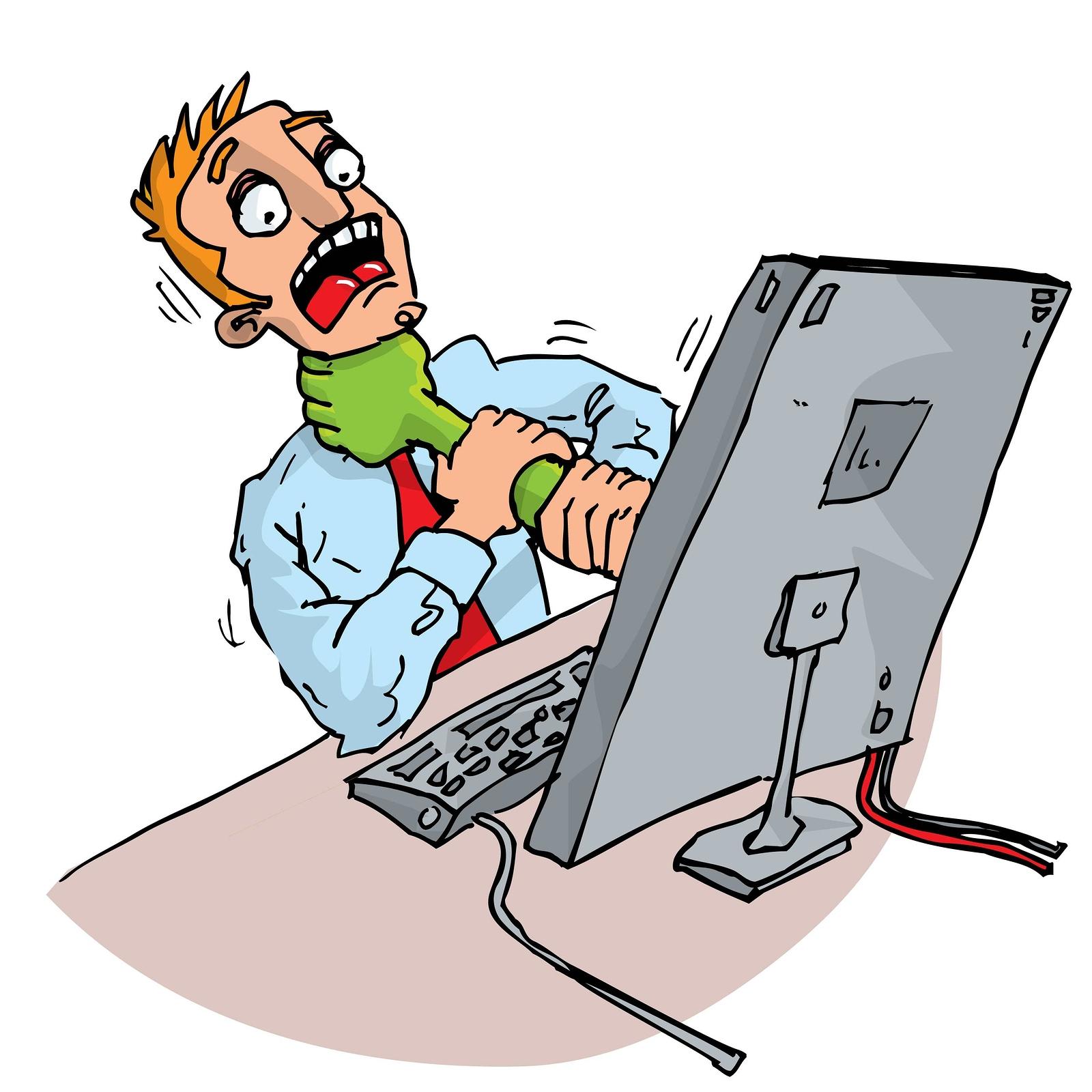 Картинки про компьютер и интернет для детей