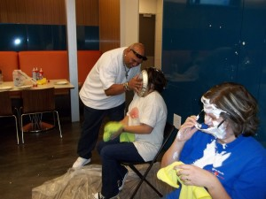 Pieing for Charity